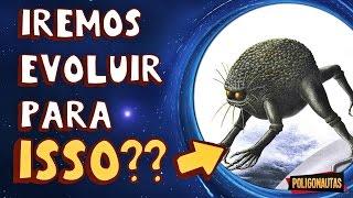 O Ser Humano Continua Evoluindo? - Energia Escura - Antimatéria | 5 Mistérios Sem Solução