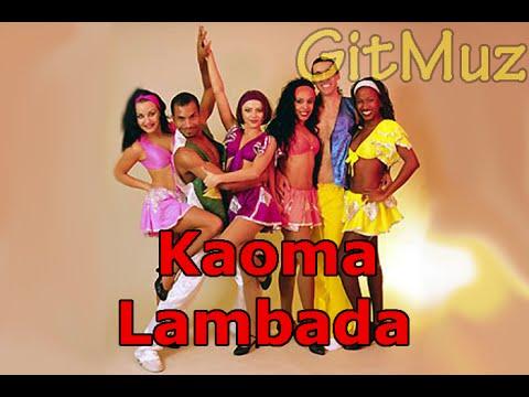 Очень легкая мелодия на гитаре-Ламбада (Каома)