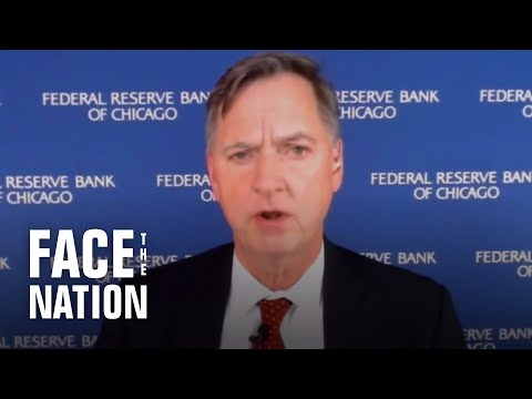 "Chicago Fed chief Charles Evans says additional coronavirus relief package is ""incredibly importa…"