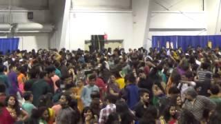 Atul Purohit Garba Toronto 2014 Part-1