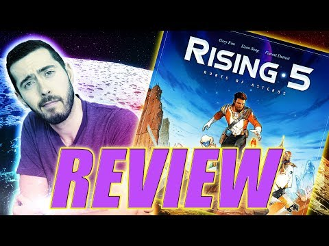 Review: Rising 5: Runes of Asteros