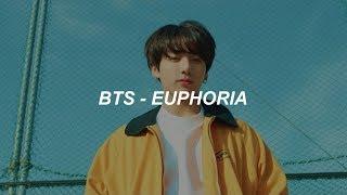 BTS (방탄소년단) 'Euphoria' Easy Lyrics