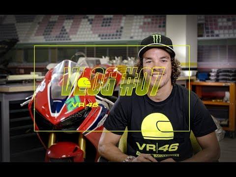 VLOG VR46 Riders Academy #07 - Franco Morbidelli