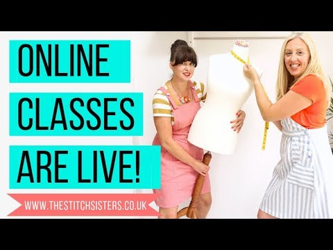Learn To Sew Online | Learn To Sew | Beginner Sewing Classes | Online Sewing Classes