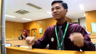 Yel  Yel BPJS Ketenagakerjaan Semarang 1