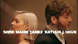 ( 1 Hour ) Anne Marie & James Arthur   Rewrite The Stars [from The Greatest Showman: Reimagined]