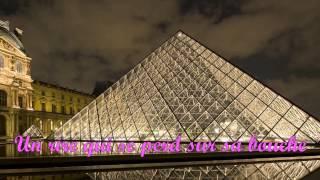 DALIDA - La Vie En Rose - With lyrics