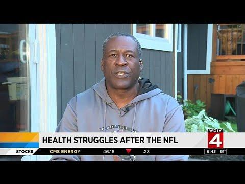 Former Detroit Lion Lomas Brown shares health struggles after NFL
