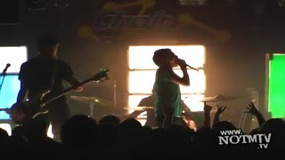 Part 1of4 - Fear Before the March of Flames - 2008 Live Concert, Full Show