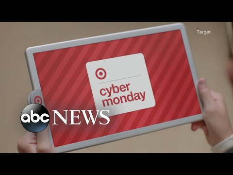 Holiday shopping frenzy continues with Cyber Monday