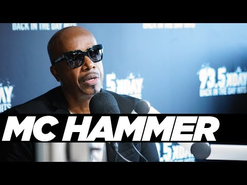 MC Hammer talks Prince, Michael Jackson & his tour