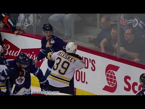 Tyler Myers vs. Matt Beleskey