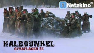 Halbdunkel – Straflager 23 (KRIEGSDRAMA ganzer Film Deutsch, Kriegsfilme in voller Länge anschauen)