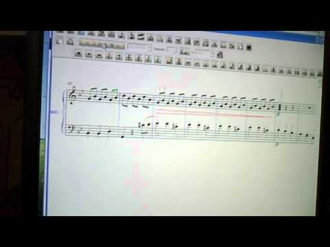 This is still another of my original intermediate-level piano pieces I had made.