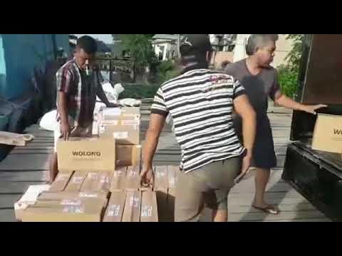 Jasa Kirim Cargo Pekanbaru