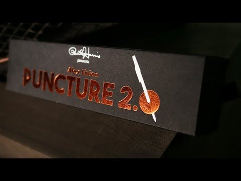 Paul Harris Presents Puncture 2.0 by Alex Linian