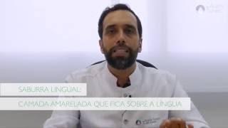 Saburra lingual: a principal causa do mau hálito?