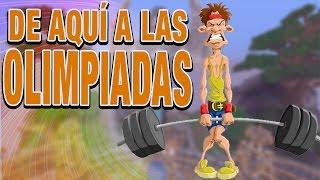 DE AQUÍ A LAS OLIMPIADAS | BUILD BATTLE  TEAM C/ MACU