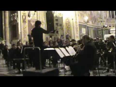 M.Grassi)1R. Wagner- RIENZI - OVERTURE- Tema della preghiera del Tribuno (Solo Filarmonica)
