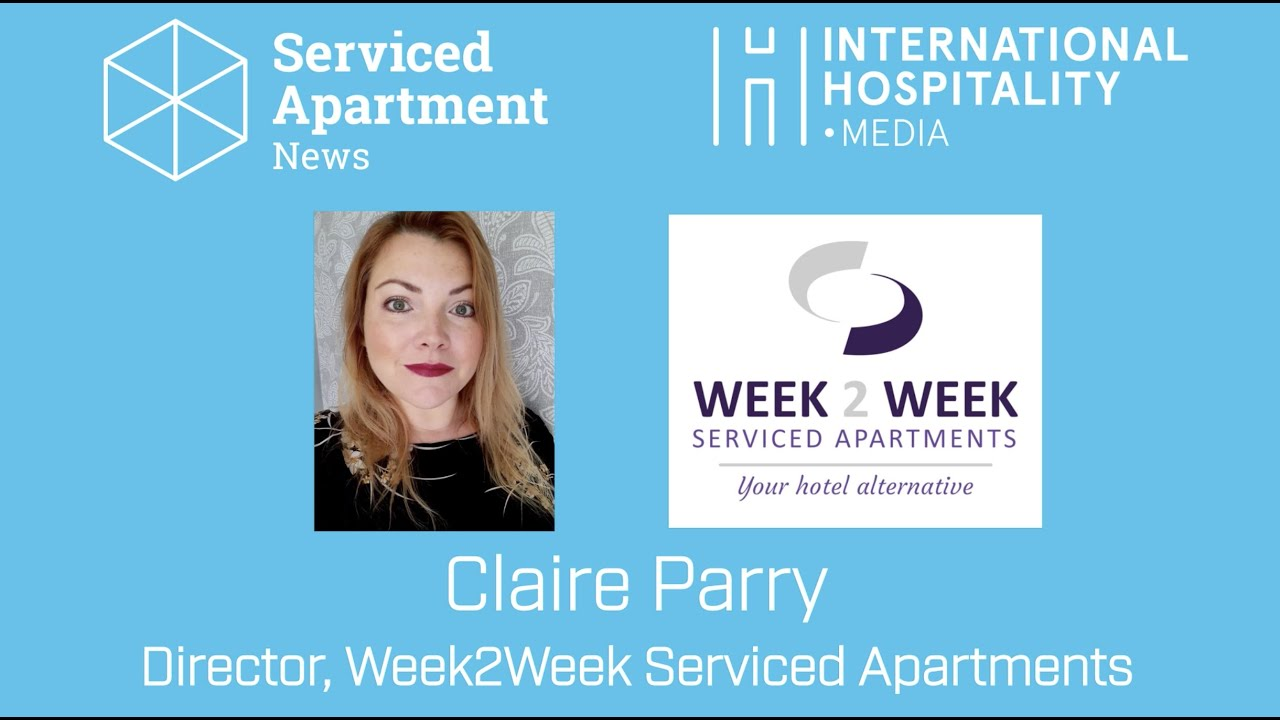 SAN podcast: Claire Parry, Week2Week Serviced Apartments