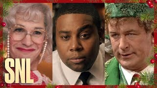 SNL Presents Christmas Movie Parodies