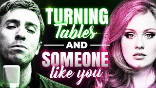 Adele - Turning Tables/Someone Like You - Peter Hollens