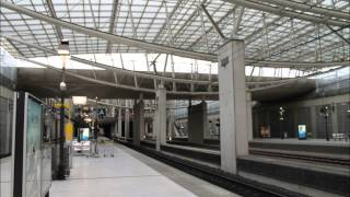 Aéroport Charles-de-Gaulle 2-TGV Gare du Terminal 2