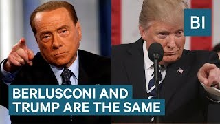 An Italian economist told us Berlusconi and Trump are the same
