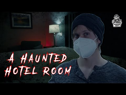 Paranormal Quest Spend To Night In A Haunted Hotel Room