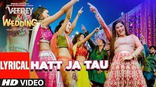 Hatt Ja Tau Lyrical Video | Sunidhi Chauhan | Sapna Chaudhary