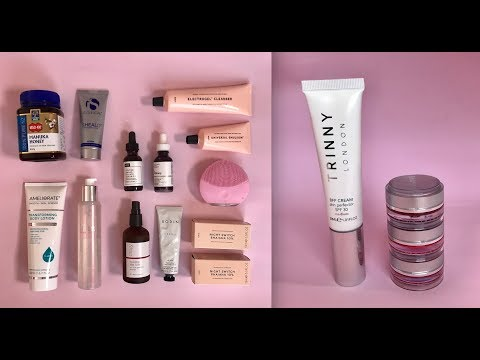 Lazy Sunday Beauty - New Beauty Finds and More |  TRINNY