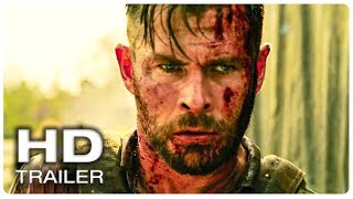 EXTRACTION Official Trailer #1 (NEW 2020) Chris Hemsworth Netflix Action Movie HD