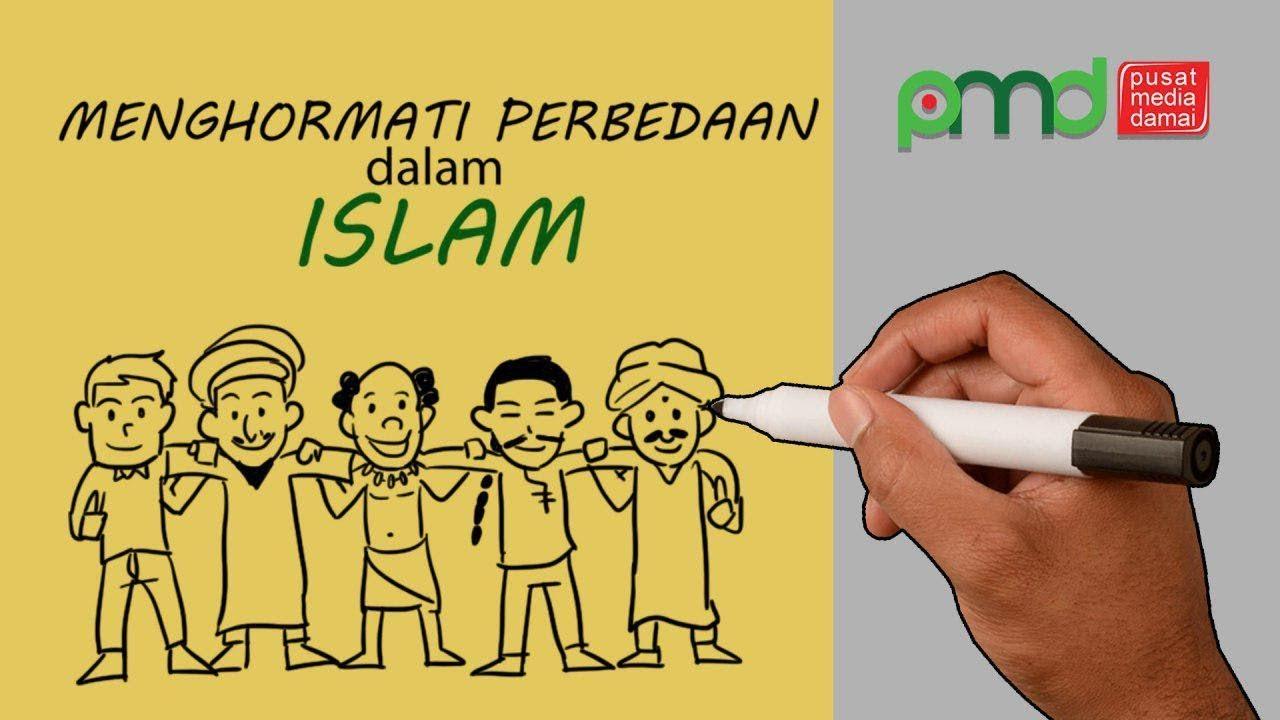 Perbedaan Menurut Islam