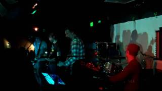 the appleseed cast - The Waking Of Pertelotte / On Reflection (LIVE @ the Rhythm Room)