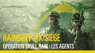 Tom Clancy's Rainbow Six Siege - DLC Skull Rain