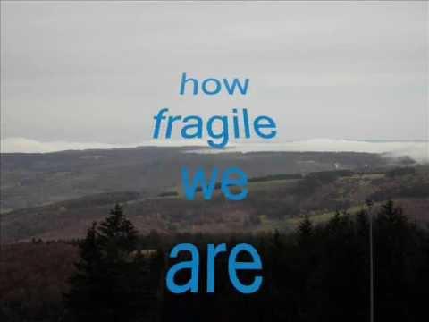 Fragile Chords Lyrics Sting
