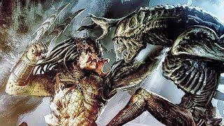 Alien Vs Predator Fight Scene - Aliens Vs Predator Game