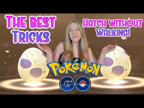 The BEST Egg Hatching Tricks in Pokémon Go! What is the Fastest Way to Hatch Eggs?