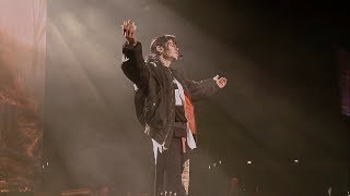 Michael Jackson - Earth Song (Live rehearsal of This Is It 2009 HD)