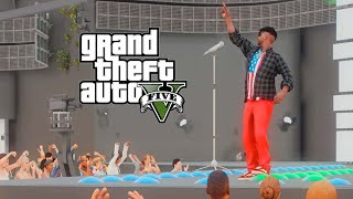 GTA 5 - Story Of A Homeless Man That Became Famous PART 2