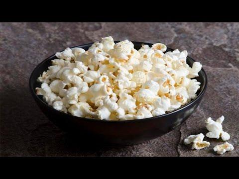 Estos son los beneficios de comer palomitas de maíz para tu salud Sorprendente!!