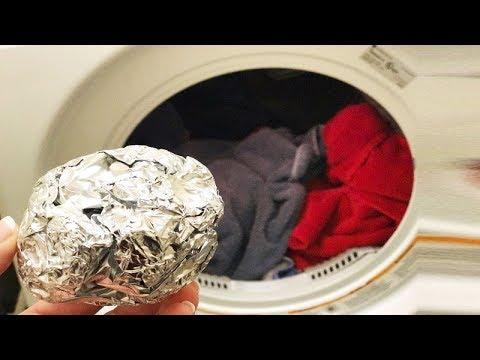 7 Wäsche Tricks, die du vielleicht noch nicht kanntest!