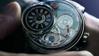 Harry Winston Opus 14 Watch | ABlogtoWatch