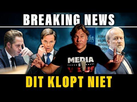 BREAKING NEWS: DIT KLOPT NIET