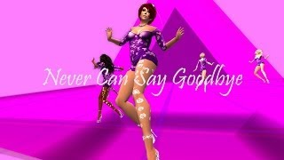 """Never Can Say Goodbye"" from La Performance in Second Life"