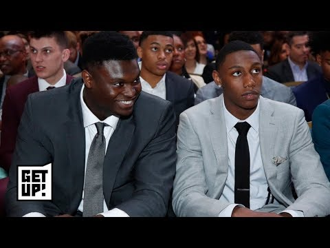 Tanking doesn't pay off for the Knicks, Suns, Cavs and Bulls in the race for Zion | Get Up!