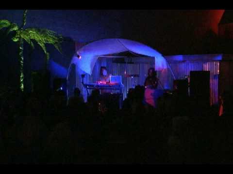 Goldcat - Henry Strange & DVine at Space Island Decom Party