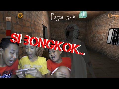Video SI BONGKOK DATANG! - SLENDRINA : ASYLUM #3