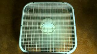 "8hrs Box Fan  ""Sleep Sounds"" Get to Sleep Fast"