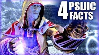 Skyrim - 4 Psijic Order Facts - Elder Scrolls Lore